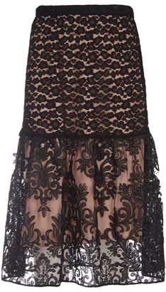 N°21 N.21 High-waisted Lace Skirt