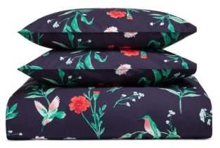 Kate Spade Hummingbird Comforter Set, Twin