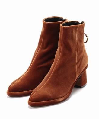 BOICE FROM BAYCREW'S ReikeNen Ring Slim Boots Velvet