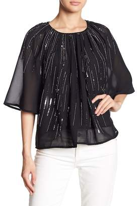 CQ by CQ Beading Detail Blouse