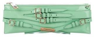 Burberry Parmoor Bridle Clutch