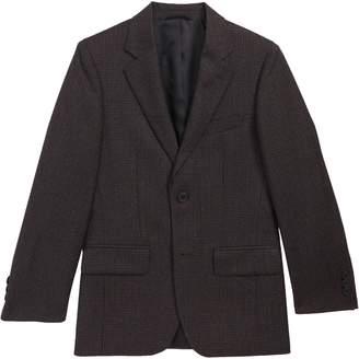 JB Jr Charcoal Wool Sport Coat