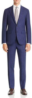 Canali Capri Mélange Solid Slim Fit Suit - 100% Exclusive