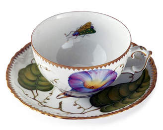 Anna Weatherley Treasure Garden Teacup and Saucer