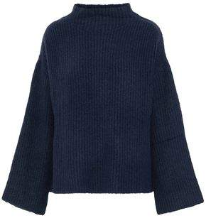 Line Oversized Knitted Sweater