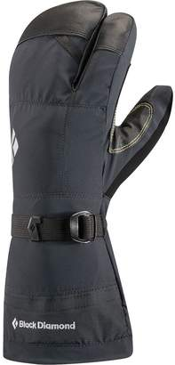 Black Diamond Soloist Finger Mitten - Men's