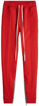 Fear Of God Sweatpants with Zipped Ankles
