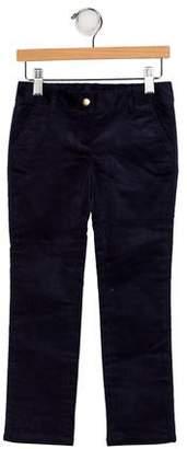 Brooks Brothers Girls' Corduroy Straight-Leg Pants