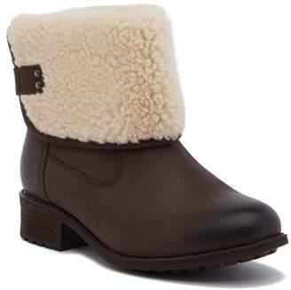 UGG Aldon UGGpure Cuff Waterproof Leather Boot