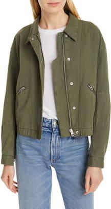 Rag & Bone Fleet Cotton Jacket
