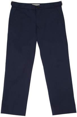 Stella McCartney Stretch Cotton Gabardine Chino Pants