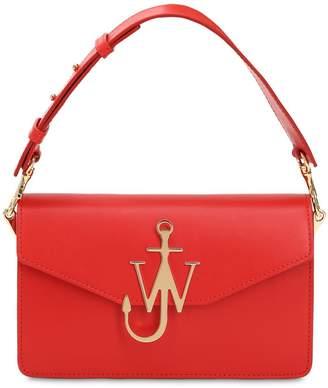 J.W.Anderson Logo Leather Shoulder Bag
