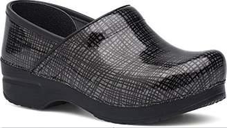 Dansko Women's Wide Pro Leather Clog -
