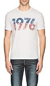 """John Varvatos Men's """"1976"""" Cotton T-Shirt - White"""