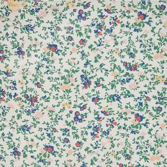 Clare Vivier Floral-print clutch