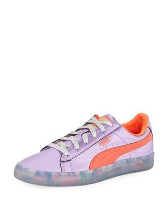 Puma x Sophia Webster Candy Princess Leather Sneakers