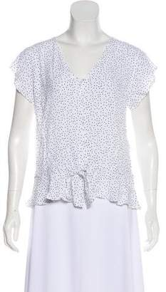 Rails Printed Short Sleeve Top