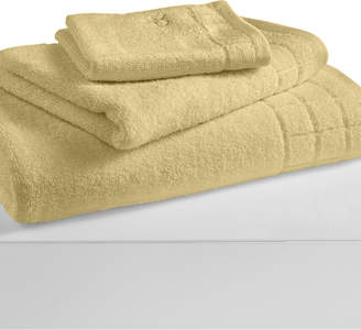 """Calvin Klein (カルバン クライン) - Calvin Klein Sculpted Grid 13"""" x 13"""" Washcloth Bedding"""