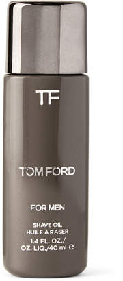 Tom Ford (トム フォード) - TOM FORD BEAUTY - Shave Oil, 40ml