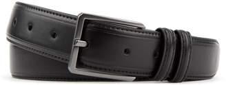 Van Heusen Men's Double Loop Modern Flex Stretch Belt
