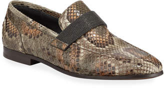 3fda485fc5cfd Python Loafers - ShopStyle