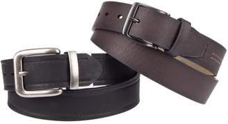 Levi's Levis Men's Boxed Belt Set