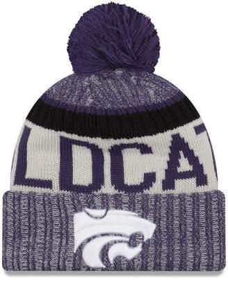 New Era Kansas State Wildcats Sport Knit Hat