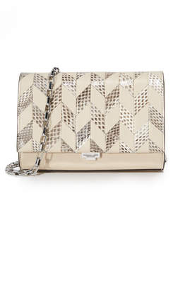 Michael Kors Collection Yasmeen Small Clutch $690 thestylecure.com