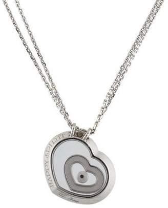 Chopard 18K Happy Spirit Pendant Necklace