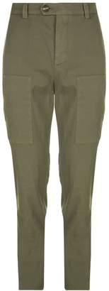 Brunello Cucinelli Cargo Trousers