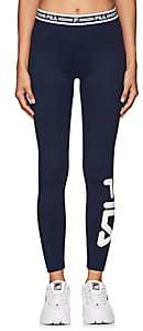 Fila Women's Kaelyn Logo Leggings - Navy