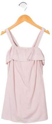 Carrèment Beau Girls' Sleeveless A-Line Dress