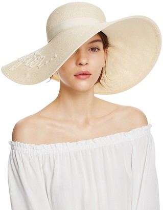 Eugenia Kim Happily Ever After Sun Hat $475 thestylecure.com