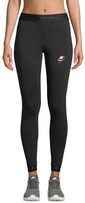 Nike Logo Performance Leggings