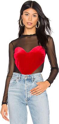 Velvet Heart Thistle & Spire Chauncy Bodysuit