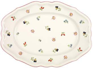 Villeroy & Boch Petite Fleur Oval Platter (37cm)