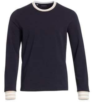 Saks Fifth Avenue MODERN French Terry Sweatshirt