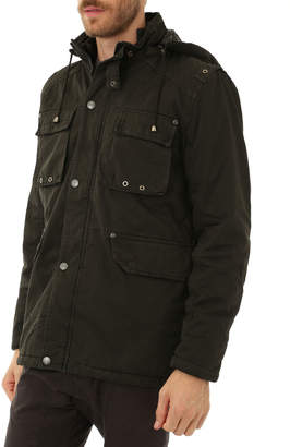 Px Clothing Men's Kamden Cotton Jacket