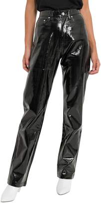 Calvin Klein Jeans Vynil Trousers