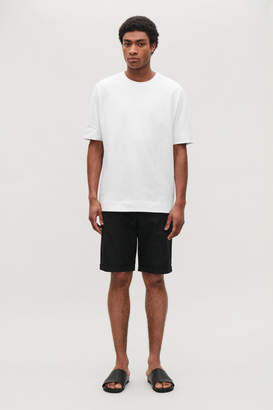 Cos COTTON-TWILL SHORTS