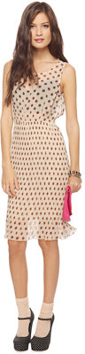 Forever 21 Polka Dotted Dress