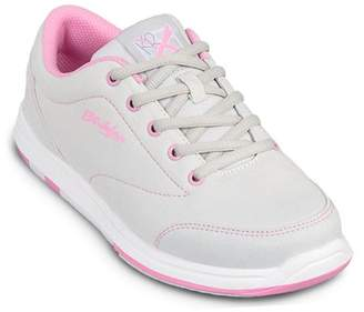 KR Strikeforce Bowling Shoes KR Strikeforce Womens Chill Bowling Shoes- Grey/Pink 7