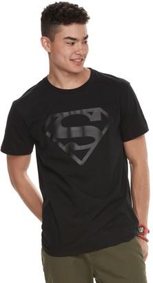 Men's Super-Man Logo Tee