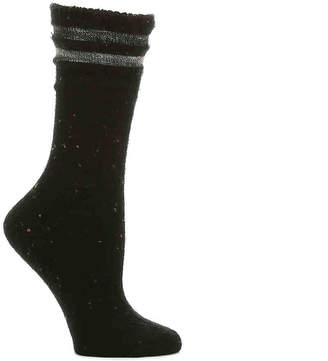 Mix No. 6 Speckled Stripe Midcalf Socks - Women's