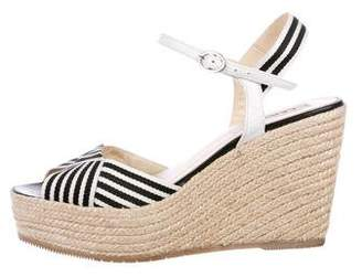 LK Bennett Connie Espadrille Wedges