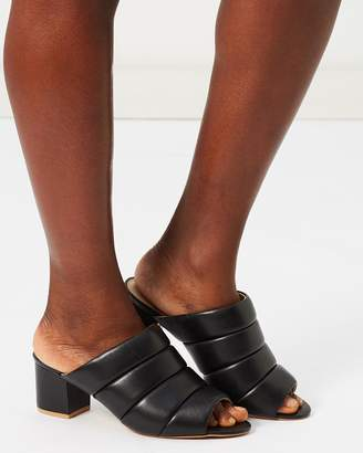 Laurèl ICONIC EXCLUSIVE Leather Mules