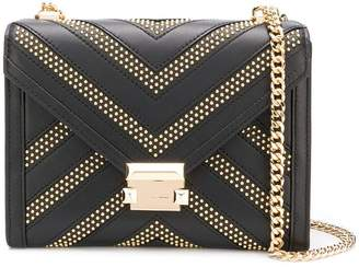 MICHAEL Michael Kors Whitney large studded shoulder bag