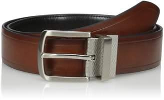 Tommy Hilfiger Men's Vachetta Casual Reversible Belt