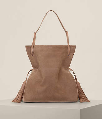 AllSaints Freedom Hobo Bag
