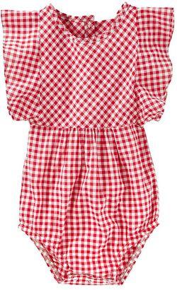 Baby Girl OshKosh B'gosh® Gingham Bodysuit $22 thestylecure.com